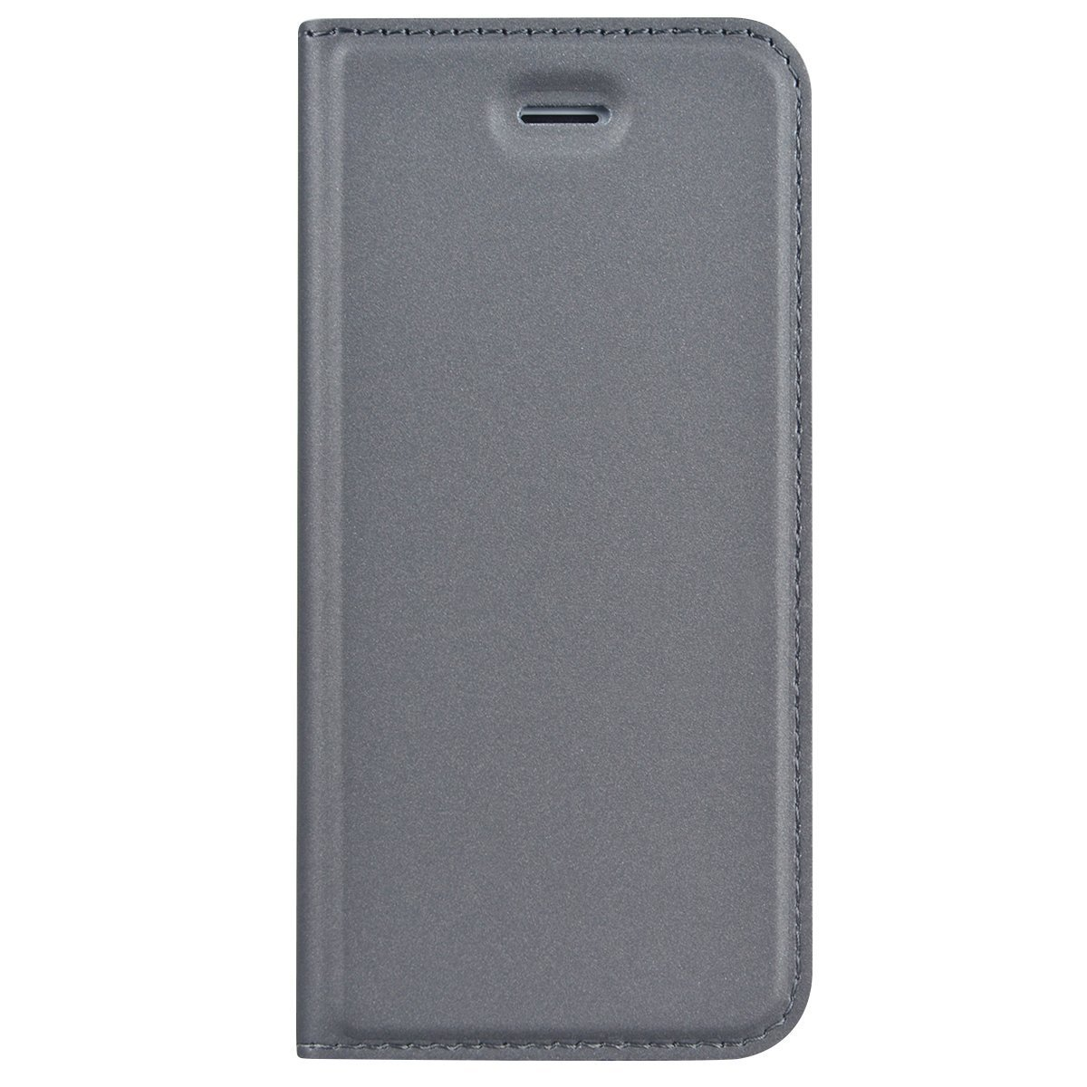 size 40 5df44 46e0d Case Compatible with iPhone SE 5 5S Leather Case Flip Wallet Stand up  Credit Card Magnetic Closure