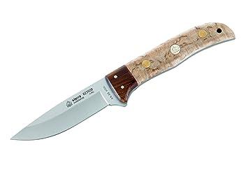Puma ip couteau de chasse an bois de bouleau cocobolo