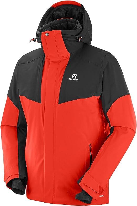 Salomon Salomon Icerocket Jacket Mens Ski Jacket