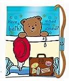 Paddington Bear Borsetta da palestra porta costume, colore: Blu