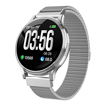 ZLOPV Pulsera Reloj Smart Support SIM GPS para teléfono Android ...