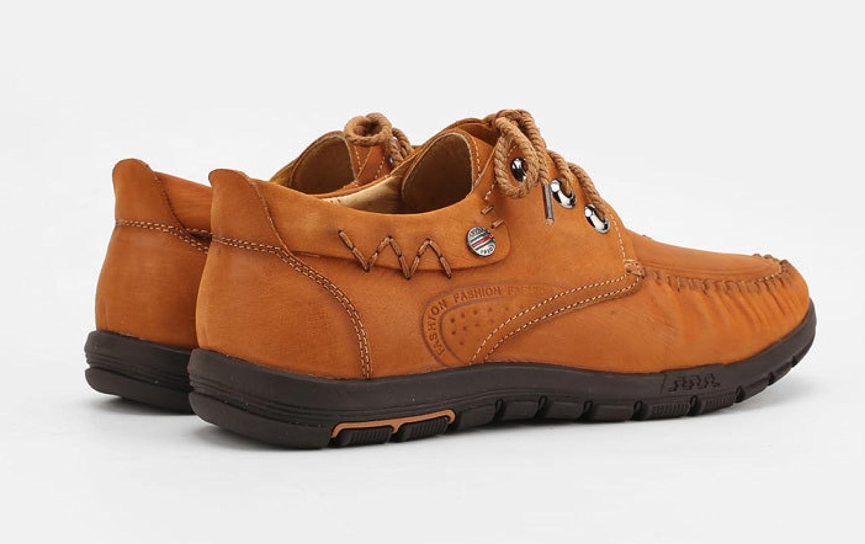 OEMPD OEMPD OEMPD Breathable Beiläufige Schuhe der Neuen Männer Wedding Schuhe Klassische Echte Leder-Schuhe der Oxford-Männer  4d59b3