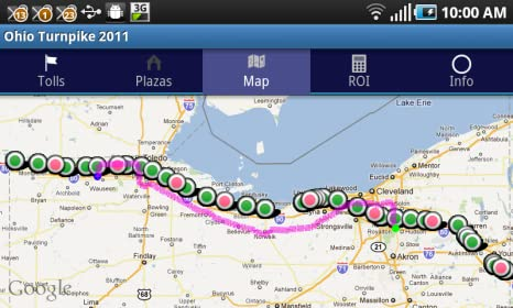 Amazon com: Ohio Turnpike 2012: Appstore for Android