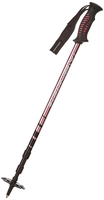 Elementerre Andador 1.0 Premium - Bastón telescópico Ajustable de 65 a 135 cm, Color Azul, Talla de 65 a 135 cm