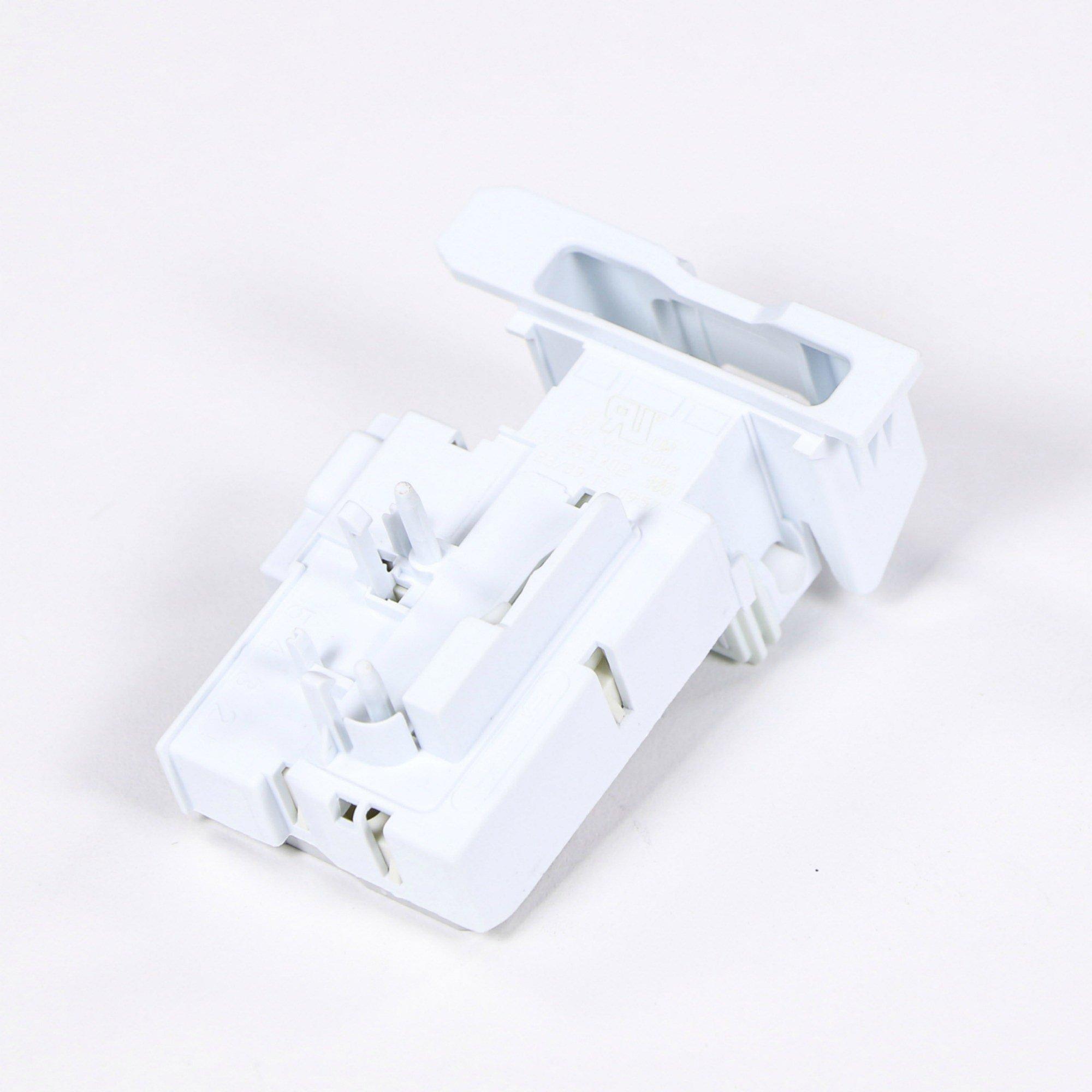 Frigidaire 137353302 Laundry Center Washer Lid Lock, White by FRIGIDAIRE (Image #1)