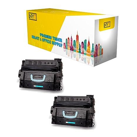 2PK Compatible CF325X High Yield Toner Cartridge for HP LaserJet M830z M806dn