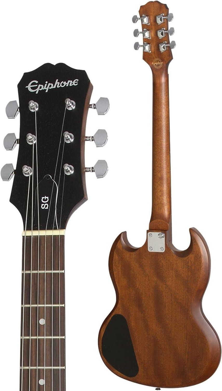 Epiphone SG Special VE VW · Guitarra eléctrica: Amazon.es: Instrumentos musicales