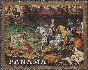 1968 Panama Postage Stamp