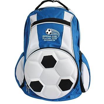 Diapolo Argentina Copa Mundial de Fútbol Profesional Función de Mochila Mochila Bolsa de Deporte: Amazon.es: Deportes y aire libre