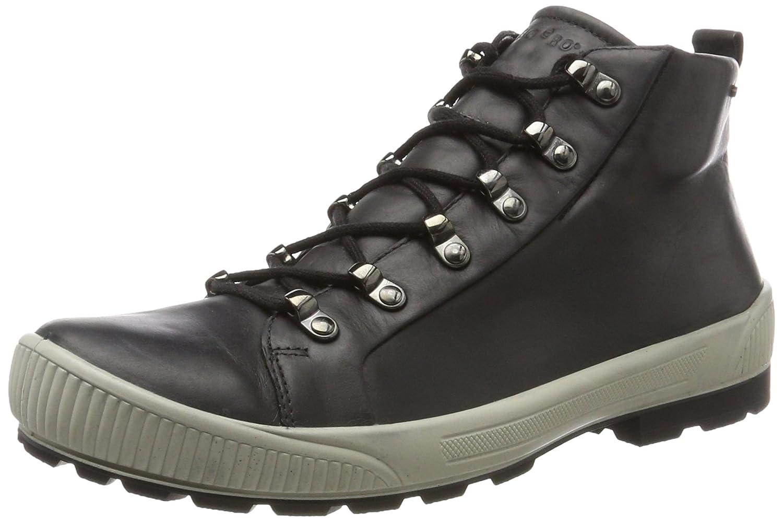 Legero Taro, Zapatillas Altas para Mujer 42.5 EU|Negro