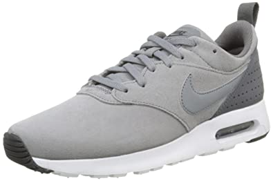 info for ef387 832ae Nike Air Max Tavas Leather Herren Sneakers, Grau (Cool GreyDark Grey White