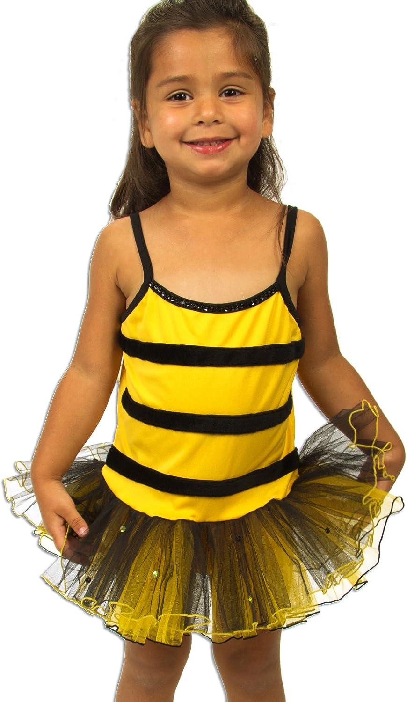 Lucy Locket - Disfraz de Abeja para niña (3 años): Amazon.es ...