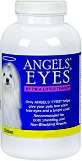 product image for ANGELS EYES NATURAL Angels' Eyes Natural Coat Stain Remover for Dogs Chicken 150 Gram