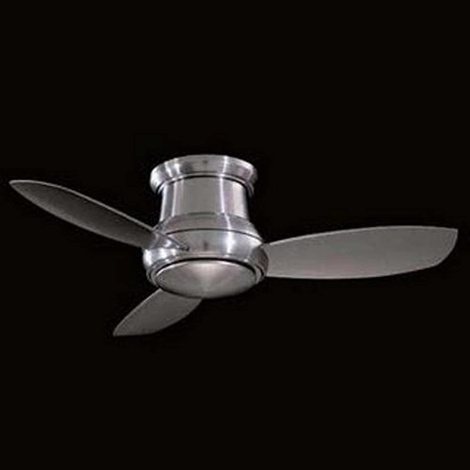 MinkaAire F518BN Concept II 44 Ceiling Fan Brushed Nickel