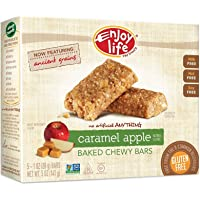 6-Pack Enjoy Life Baked Chewy Bars