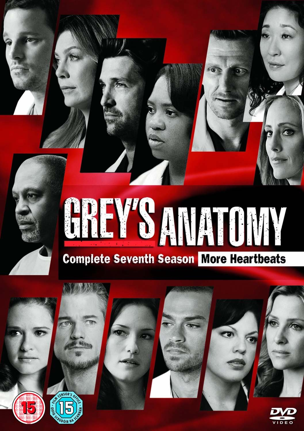 Amazon Greys Anatomy Season 7 Dvd Movies Tv