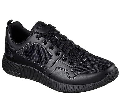 Skechers 52635 BBK Sneaker Hombre Negro 41½ m5TVn03sK
