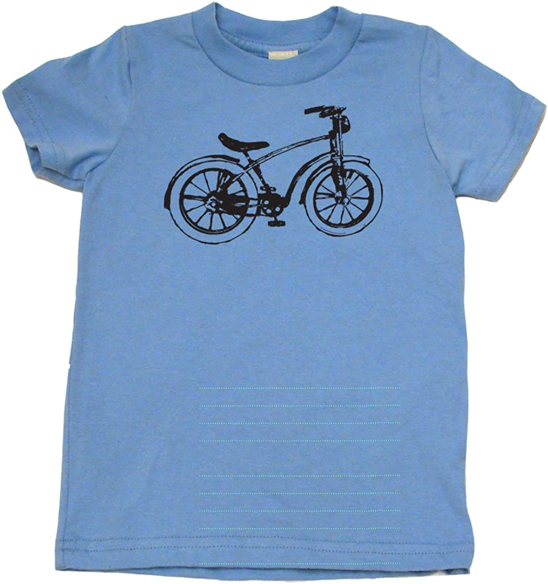 Adorable Baby Gift Vintage Bicycle Retro Toddler Clothes Boy Or Girl T-Shirts