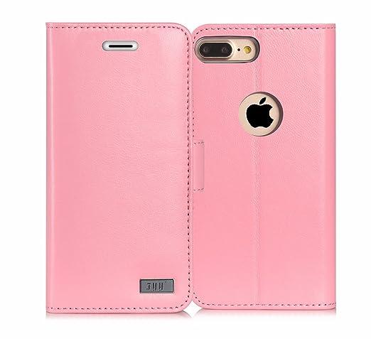 3 opinioni per Custodia iPhone 8 Plus, Cover iPhone 7 Plus, iPhone 7 Plus Cover, Fyy® [RFID