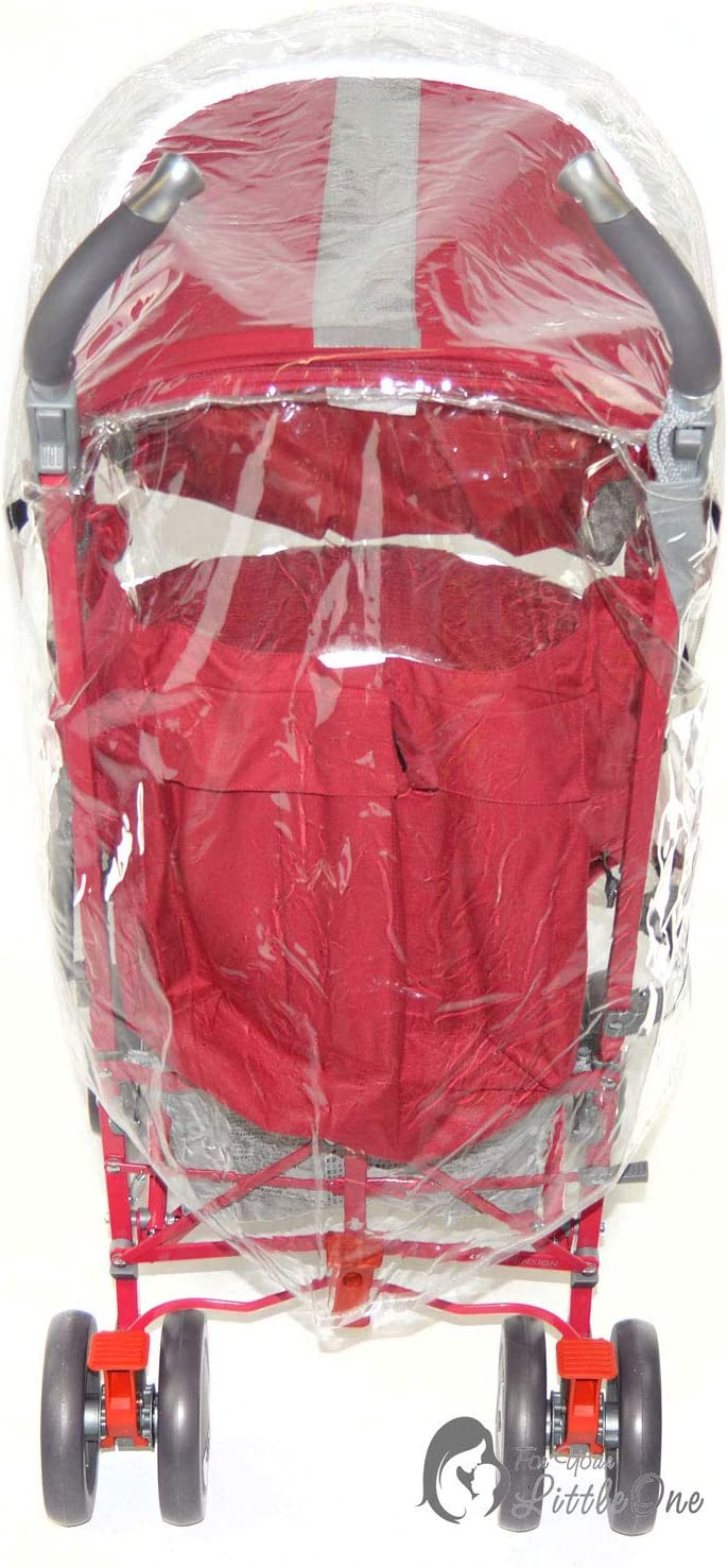 Pushchair Raincover Compatible with Hauck Malibu