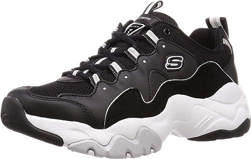 Skechers Men's D'Lites 3.0 Goblin Low Top Sneaker Shoes