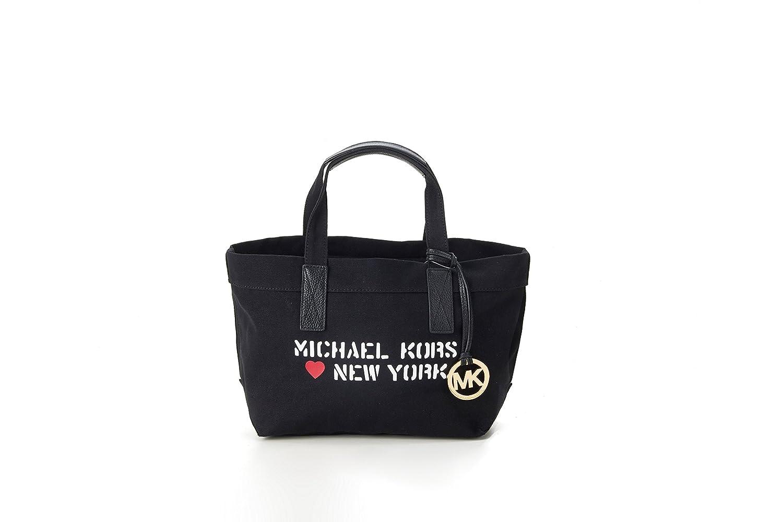 MICHAEL KORS マイケルコース バッグ アウトレット New York CITY TOTE レディース トートバッグ 35T7MT2T2R / 2color [並行輸入品] B077ZRJ8ND  ブラック