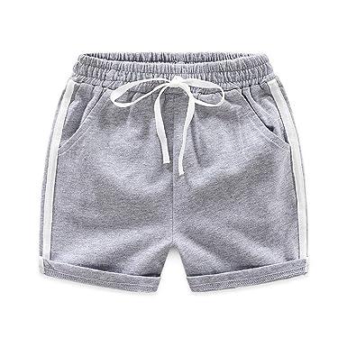 PAUBOLI Pantalones de chándal para bebé, Ligeros, Ajustados, para ...