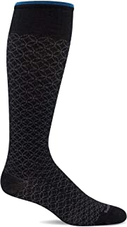 product image for Sockwell Women's Featherweight Fancy Moderate Graduated Compression Sock
