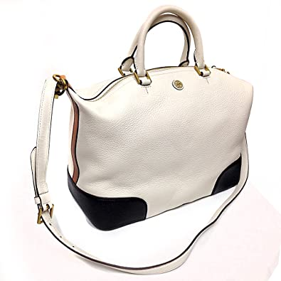 61b7492406a Image Unavailable. Image not available for. Color  Tory Burch Frances  Color-block Slouchy Satchel