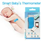 Thermometer Wireless Smart Wireless Baby's Thermometer Monitor for Android and iPhone Smartphone 24H Upload Situation
