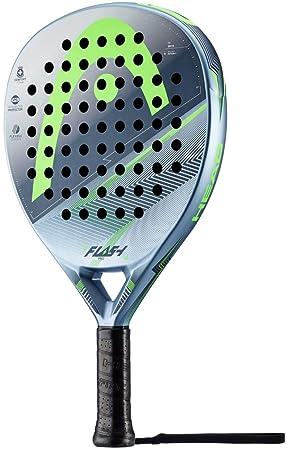 Head Flash Pro Pala de pádel de Tenis, Hombre, Azul grisáceo ...