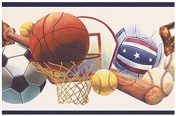 Retro Art Fútbol balón baloncesto Net guante bate de béisbol tenis ...