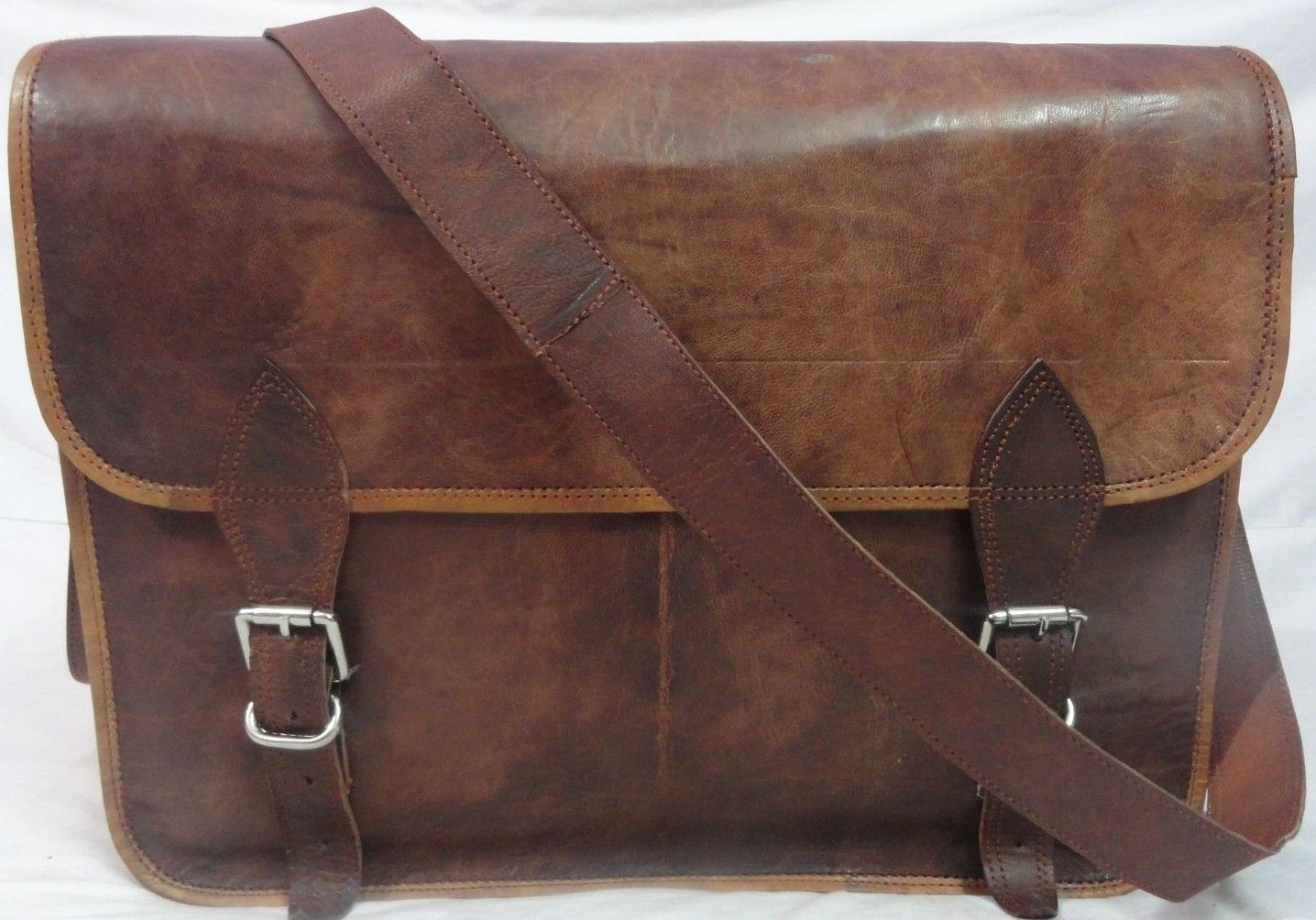 QualityArt Real Leather Shoulder Bag Women Purse Crossbody Satchel Laptop Bag Diaper Bag Travel Bag Messenger Bag