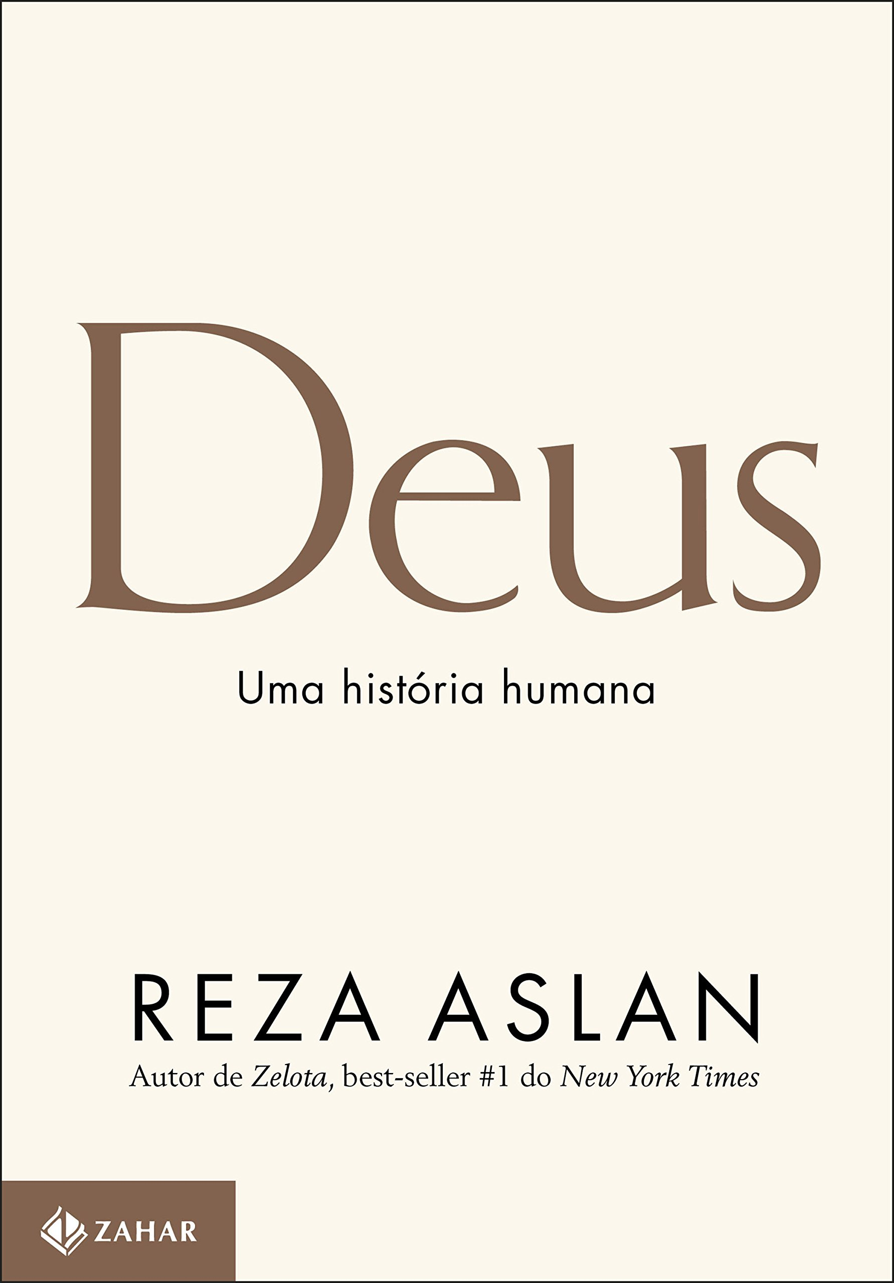 Deus. Uma História Humana PDF Reza Aslan