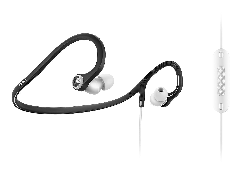 Philips SHQ4305WS/00 - Auriculares deportivos con micrófono ...