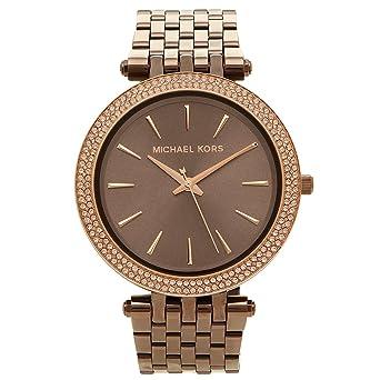 e8ddd7bd0e16 [マイケルコース] 腕時計 レディース MICHAEL KORS MK3416 ブラウン [並行輸入品]