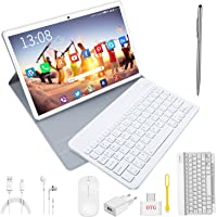 Tablet 10 Pulgadas 4G/WiFi Android 9.0 Pie, DOUDOUGO Ultrar-Rápido Tablets 4GB RAM + 64GB ROM/256GB Escalable | Laptop…
