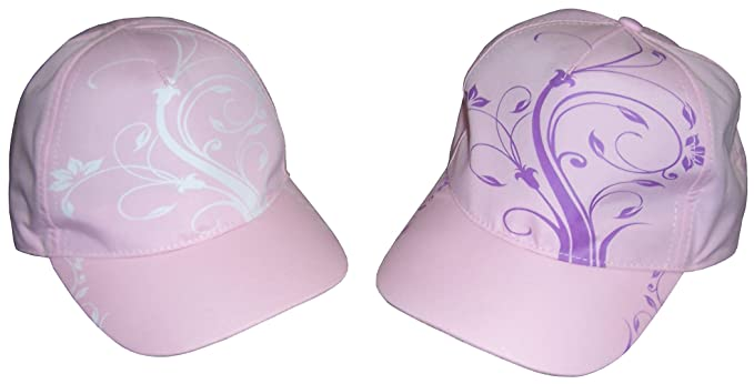 NIce Caps Kids Girls Boys Magical Color Changing Printed Summer Ball Caps