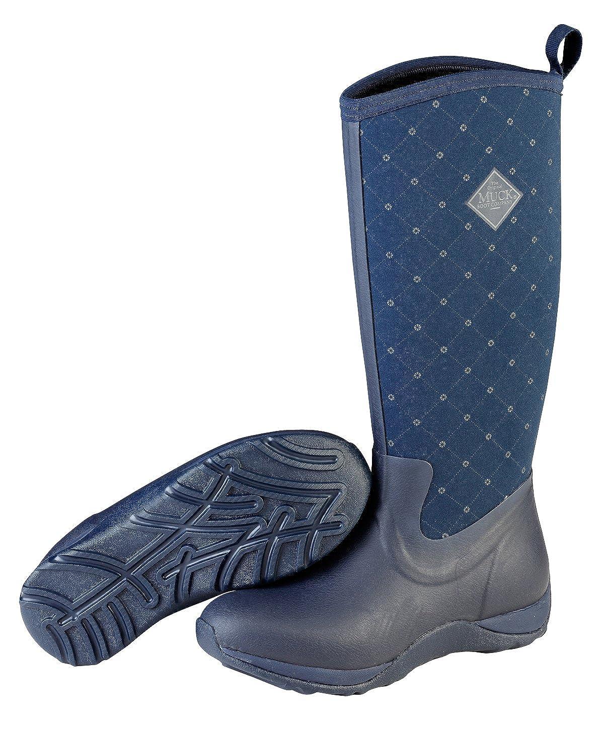 [Muck Boot] レディース Arctic Adventure B01INY88ZI 5 B(M) Adventure US|ネイビー ネイビー US ネイビー 5 B(M) US, GMT:d2d3f40f --- sharoshka.org
