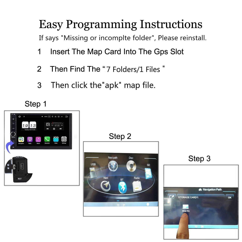 Amazon.com: Wince System Norteamérica (USA + Canadá) GPS ...