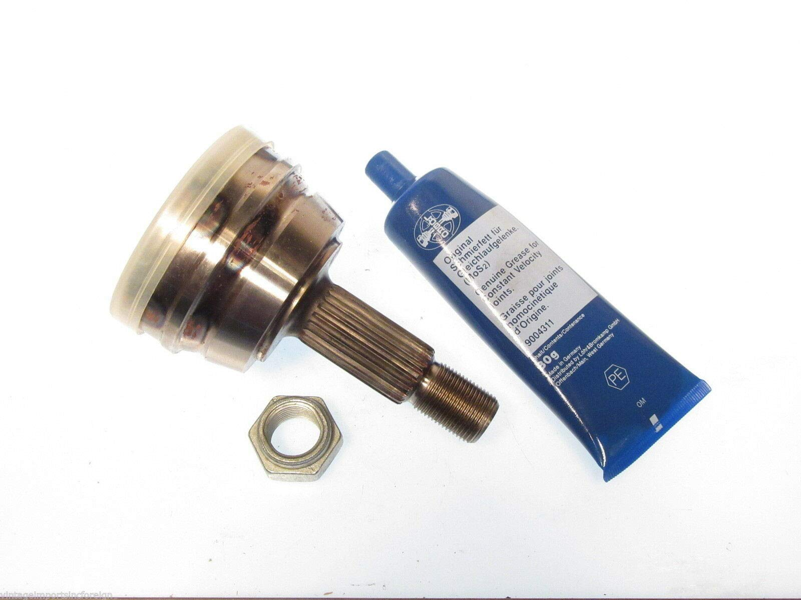 EPC Fits VW Dasher Fox & Audi 4000 New Lobro Brand Outer CV Joint 171 407 311 D