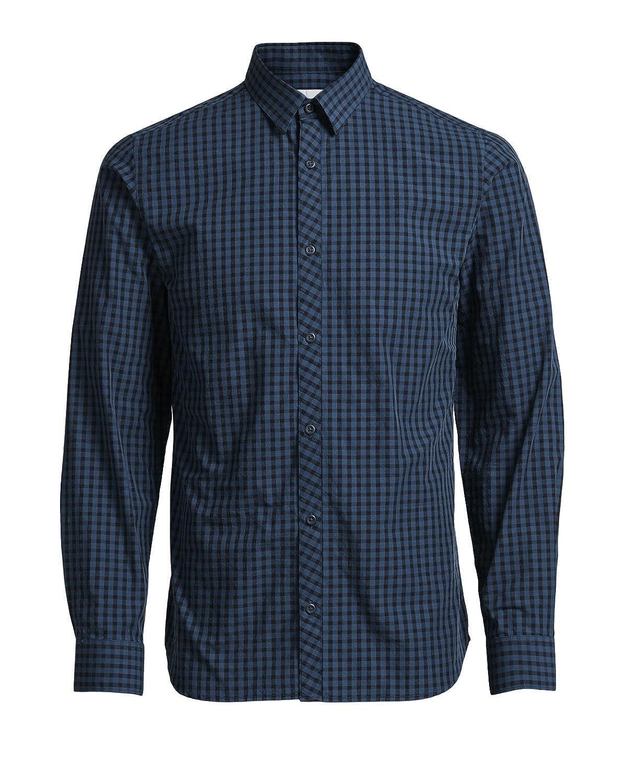 JACK & JONES Men's Casual Shirt multi-coloured multicoloured - multi-coloured - Medium