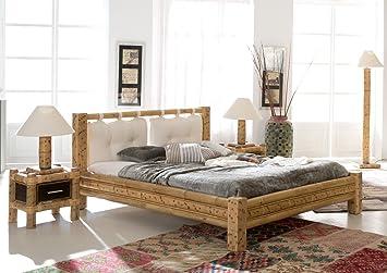 Bambusbett kaufen Bengale 200x200 getigerter Bambus Wasserbett ...