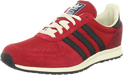 adidas Originals Adistar Racer, Baskets Basses Homme, Rouge