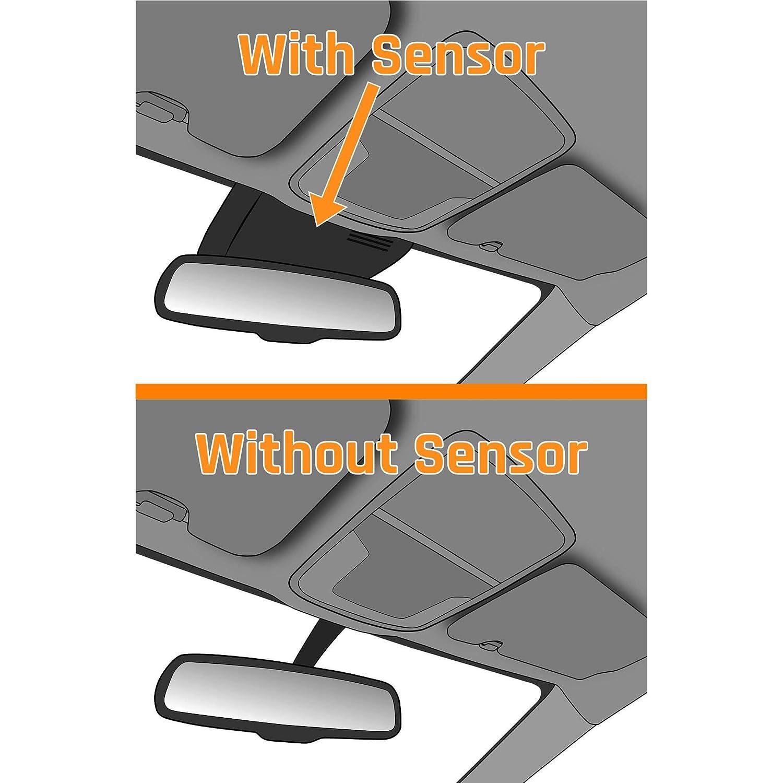 5D 2015 Silver Series 2017 The Original Windshield Sun Shade 2019 w//o Sensor 2014 2018 2016 Custom-Fit for BMW i3 Hatchback 2020 HeatShield