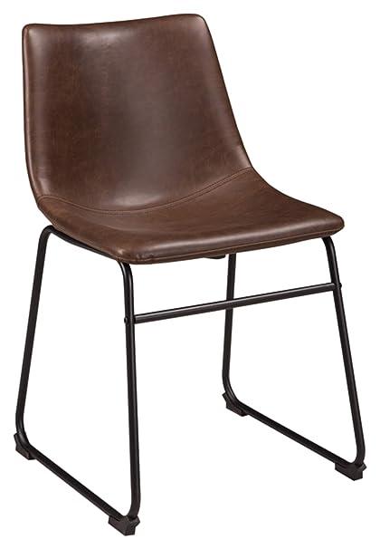 Ashley Furniture Signature Design   Centiar Dining Chairs   Set Of 2   Mid  Century Modern