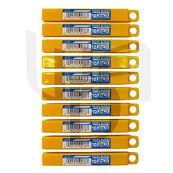 8-teiliges Premium Set Klingspor Schleifband CS631XF40 x 760 mmKeramikkorn