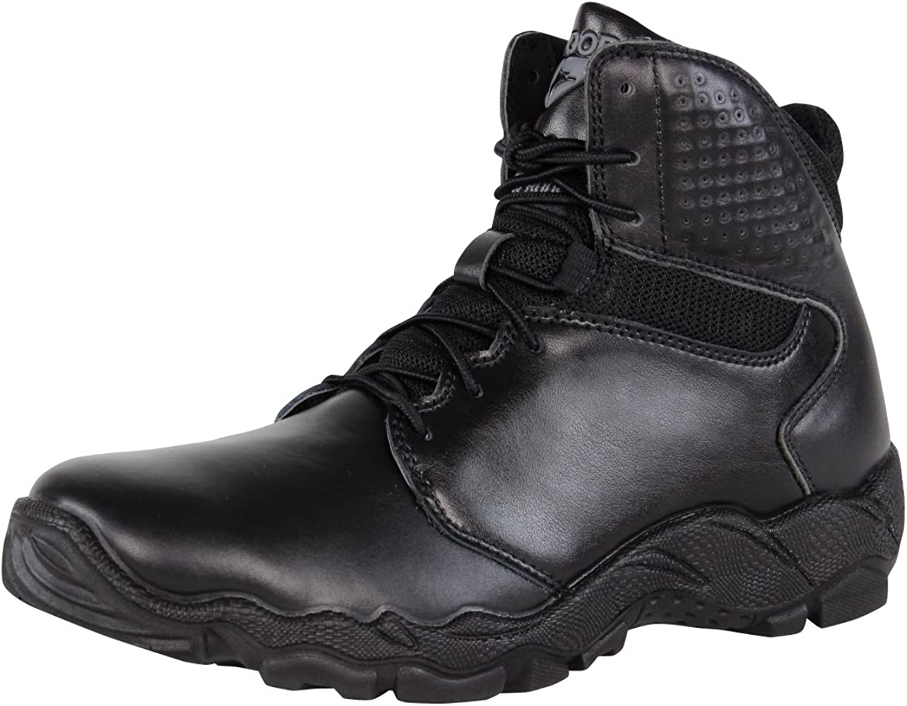 Nylon Fabric Professional Boots CONDOR Mens Keaton 6 Tactical Waterproof Leather