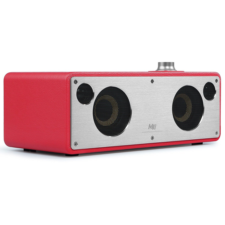 WiFi Bluetooth Speaker, GGMM Dual Wireless Speaker with Music ...