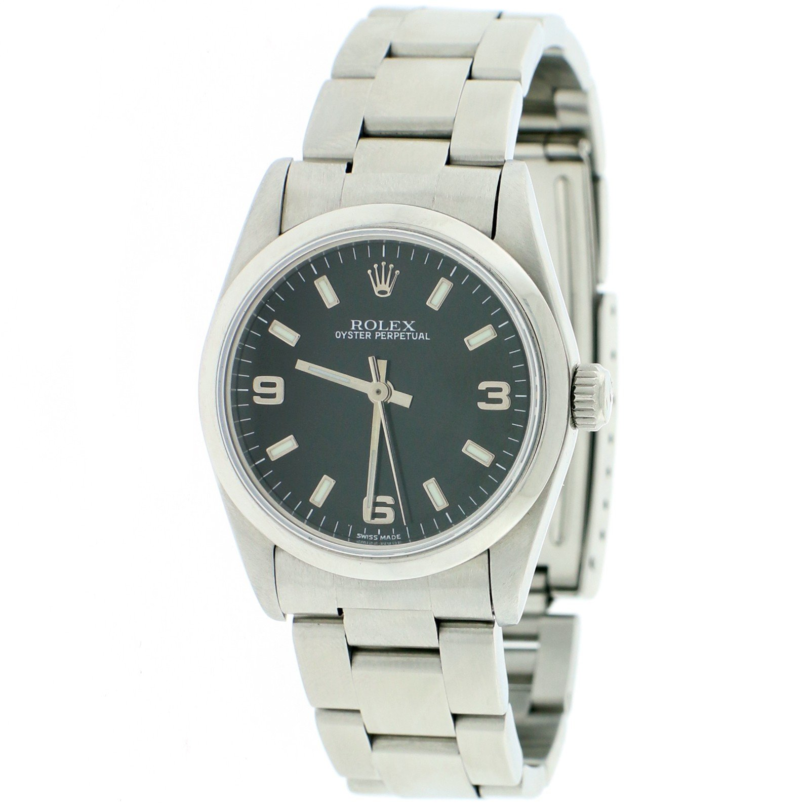 Rolex Oyster Perpetual automatic-self-wind womens Watch 67480 (Certified Pre-owned)